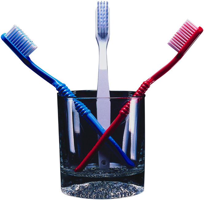 ofallon mo dentist recommends brushing twice per day!