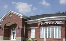 Monticello Dental of O'Fallon MO dentist 63368 Missouri Dental Office.